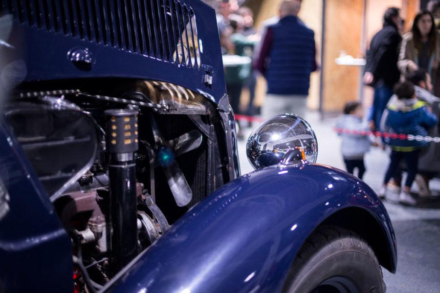 Clásicos del motor en Nave 108