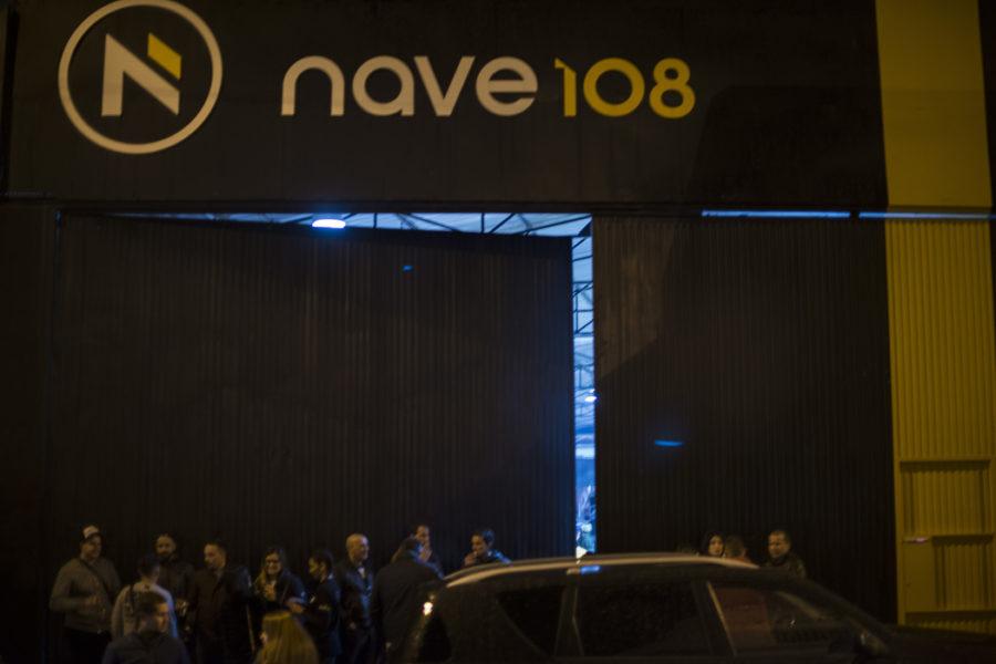 Inauguración Nave 108